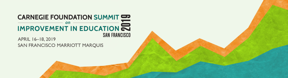 Join us at the Carnegie Foundation Summit this April in San Francisco. Our CEO will be speaking and sharing insights from our work in Baltimore.