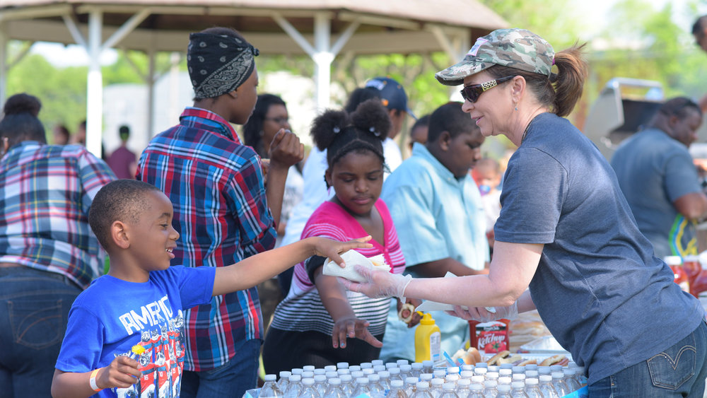 Easter Eggstravaganza and Block Party in the Highland Park Community