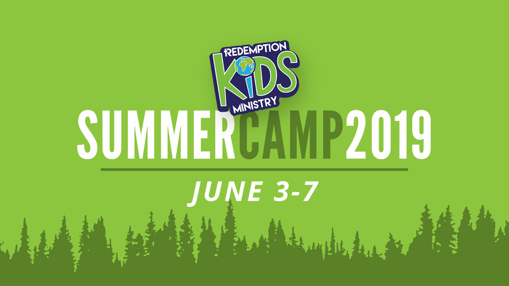 RedemptionKidsSummerCamp2019