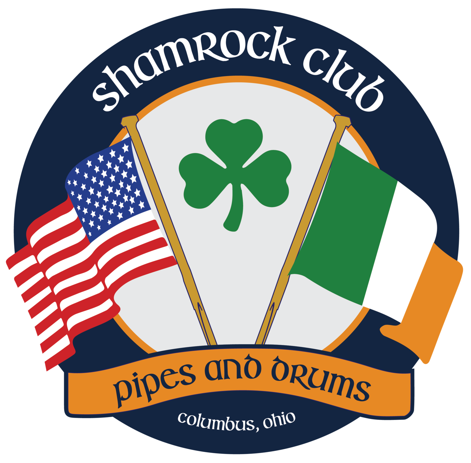 Shamrock Club Pipes and Drums