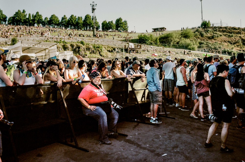 Sasquatch Festival - The Washington Gorge 2017