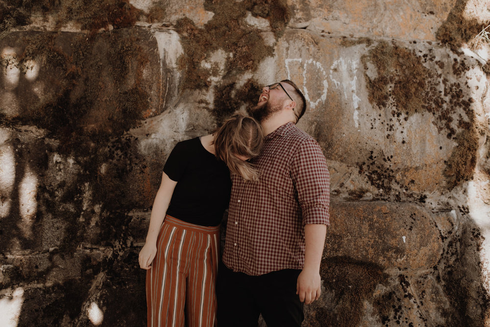 Leavenworth Summer Engagement Session //Ava & Will -
