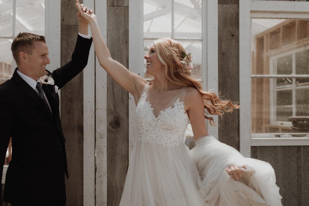 swan trails sweetheart wedding