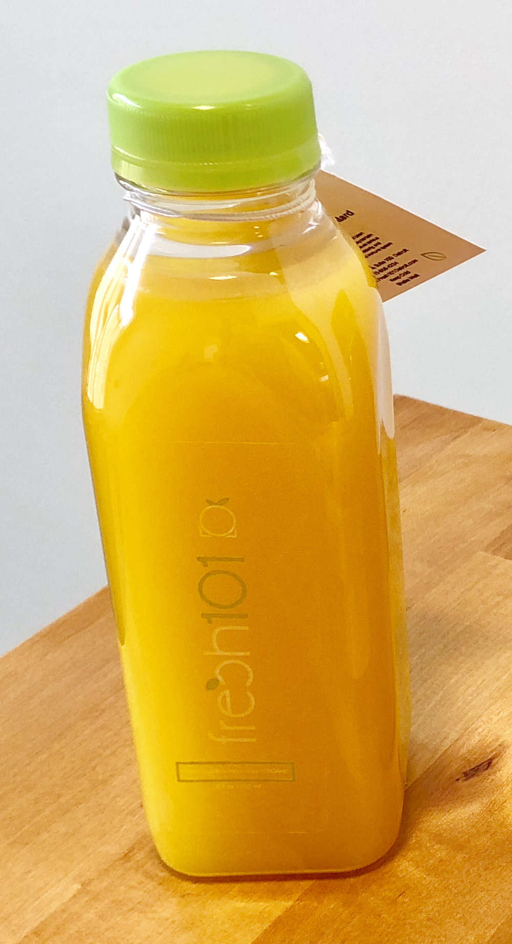 BELLA - Orange, pineapple, grapefruit, turmeric & ginger