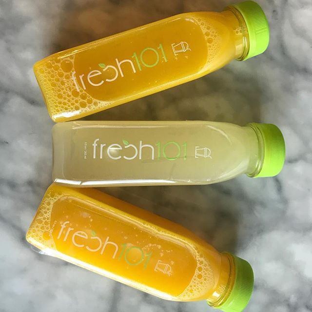 Citrus fruits are good for your heart, have low glycemic levels and are very hydrating. We pack these juices with citrus fruits!  Just another way we work to help you improve your health.