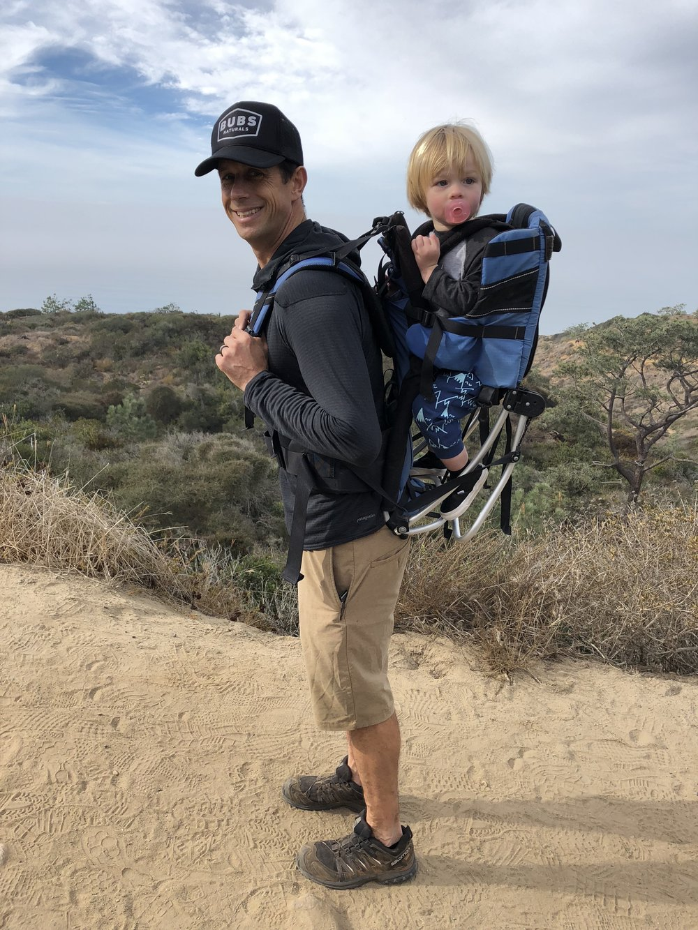 Happy Hikers - ps. don't forget snacks & water