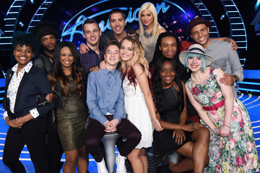 "24 Hours with American Idol - Inside my television's mindshare of serial killers and Scientologists, it's comforting to know that once a week, Kieran dims the lights and J.Lo gets the goosies. American Idol — ""bleak … now good again"" — is my happy, peaceful place…Read more"
