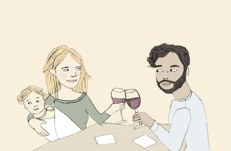 Dating as a Single Mom - My first date with S. was over Bloody Marys and fried potatoes at Vinegar Hill House in Brooklyn. Fleetwood Mac was on the stereo.Read more