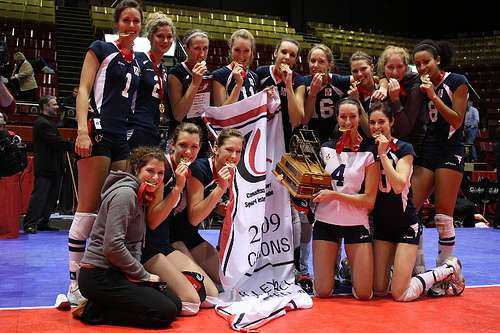 My second year as a Thunderbird in the 2008/2009 season. Our second National Championship win before the 6-title winning streak.