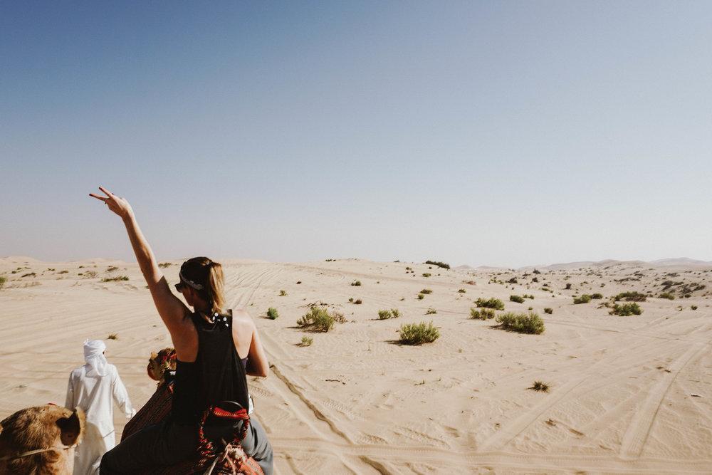 Camel rides in Abu Dhabi / #camelrides #abudhabi #UAE