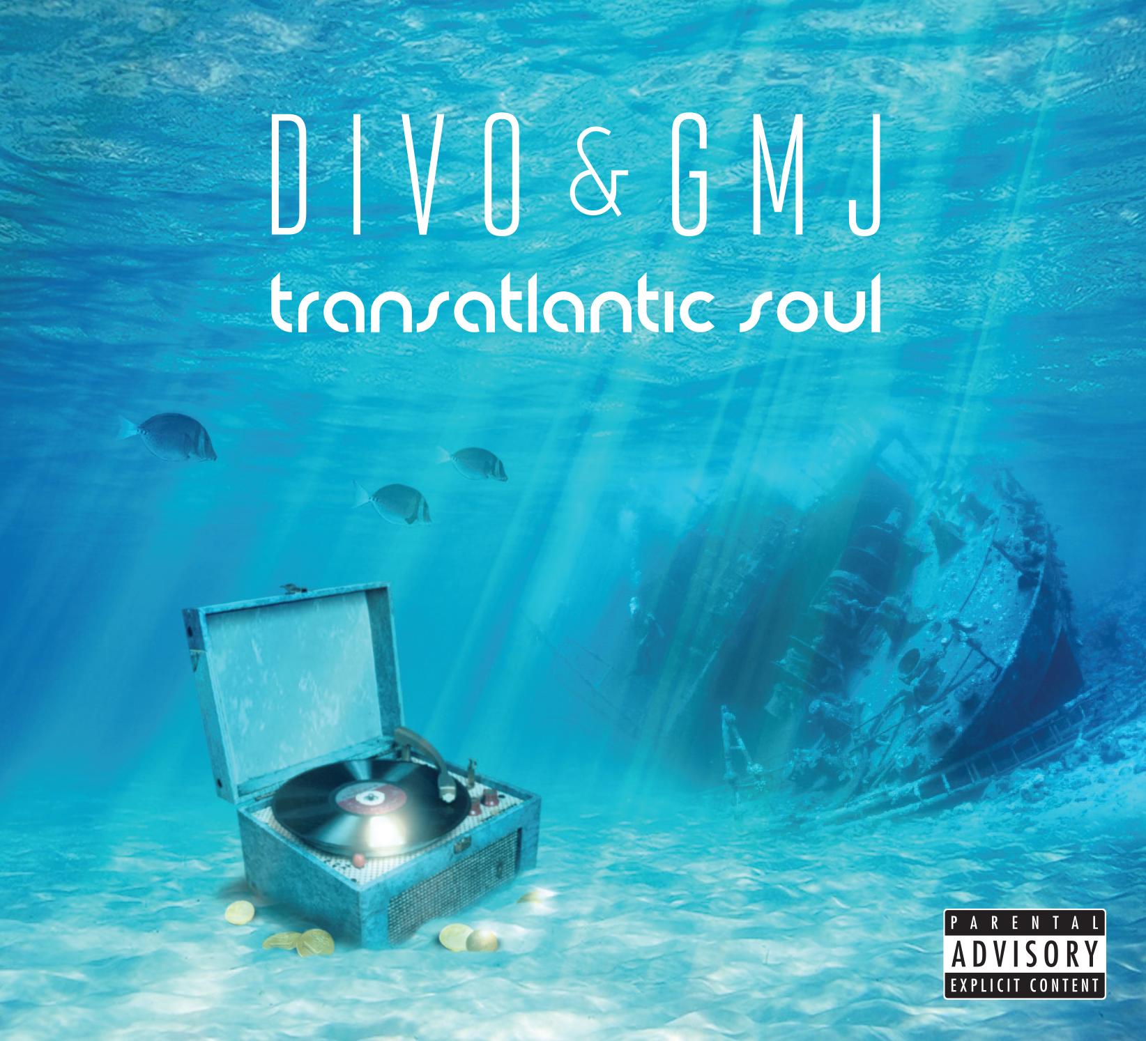 Divo & GMJ - Transatlantic Soul - Digital Booklet-1