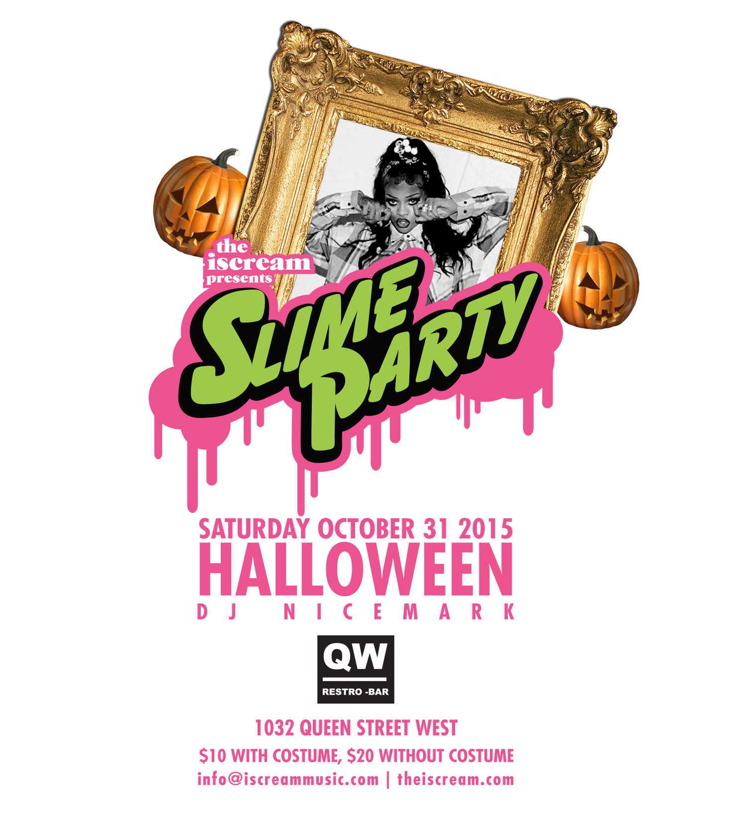 Slime Party POSTER