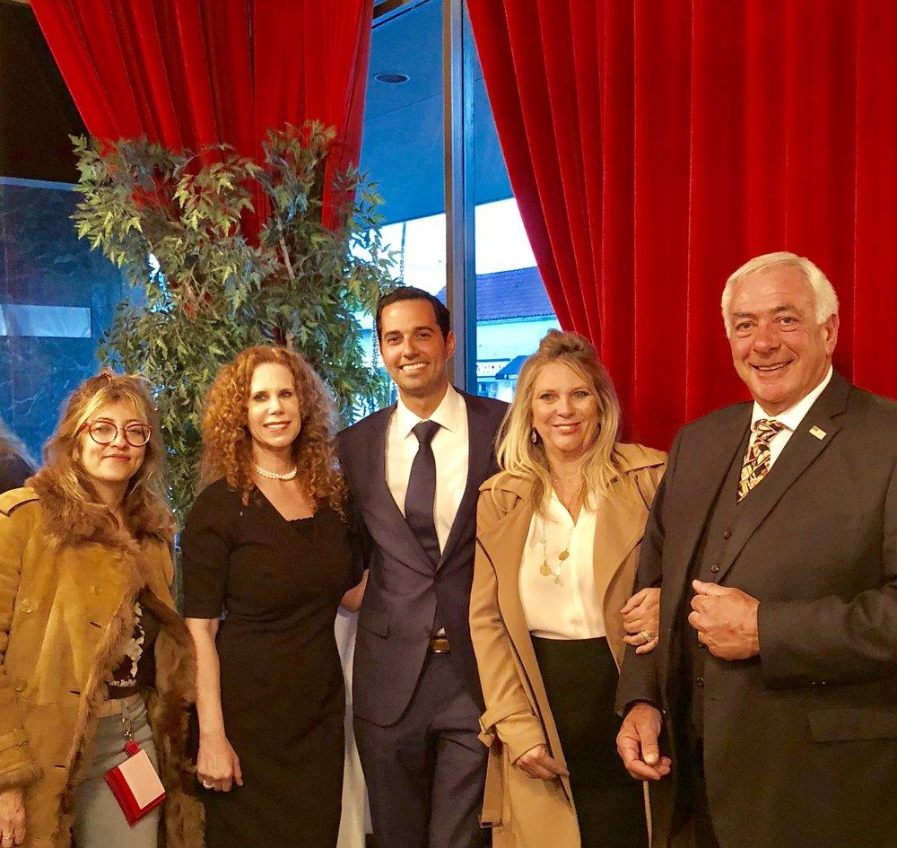 With Allison Margolin, Wendy Seagall, Lou Shapiro, David Berger