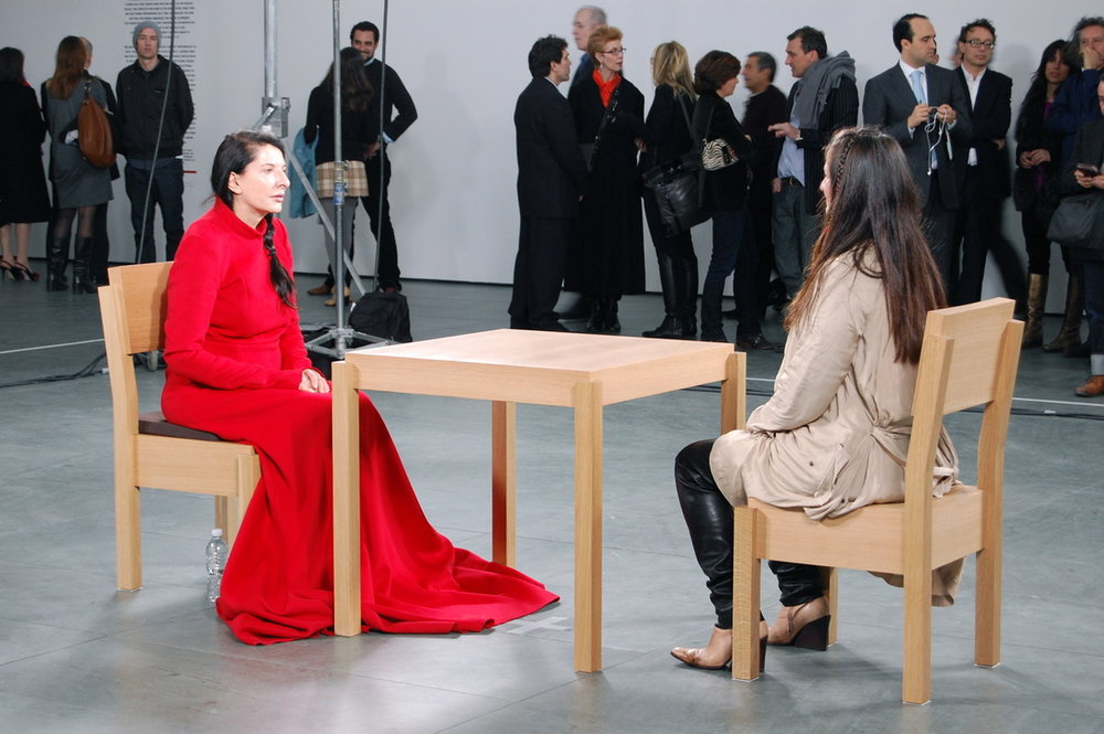 MARINA ABRAMOVIC: ARTIST IS PRESENT (2012)  HBO / Show of Force