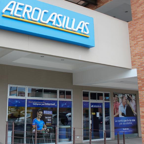 Aerocasillas -