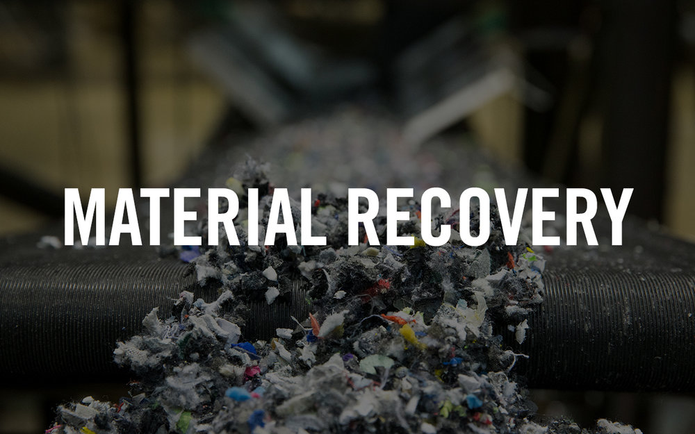 Develop new technologies to advance footwear recycling. -