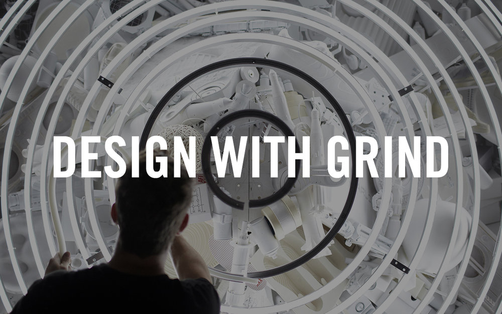 Create new products using Nike Grind materials. -