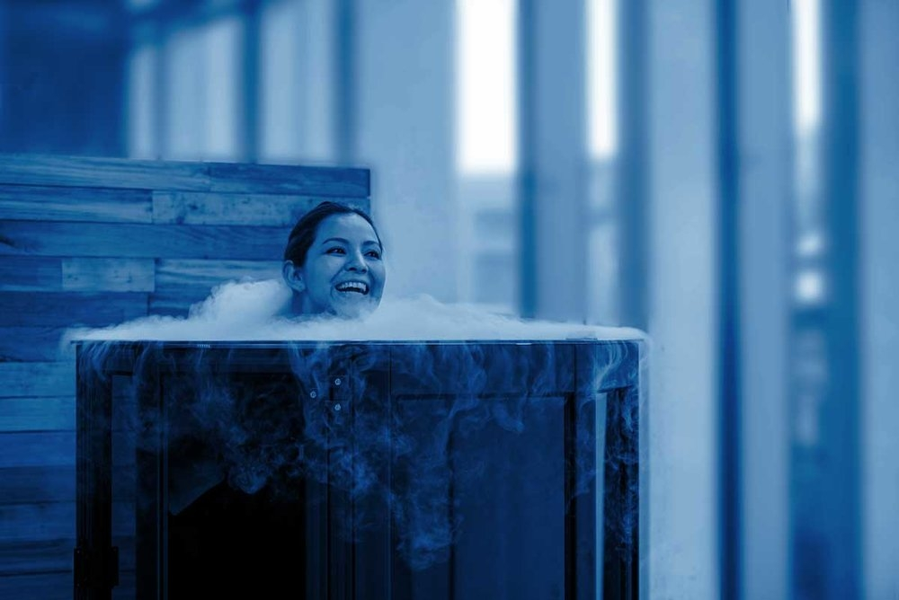 Whole Body Cryotherapy -