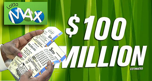 The winning Lotto Max numbers were: 2, 7, 10, 22, 32