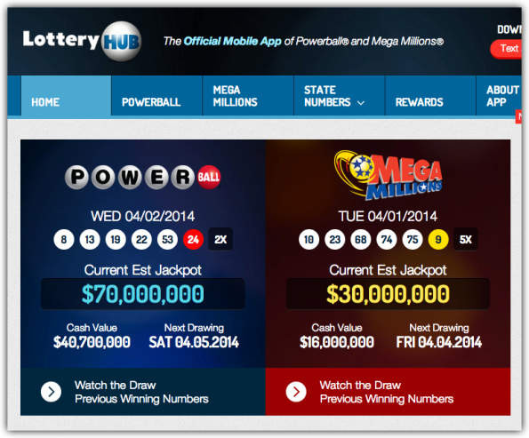 You Can Now Watch Mega Millions And Powerball Draws Live On Your Mobile The Lotto Life