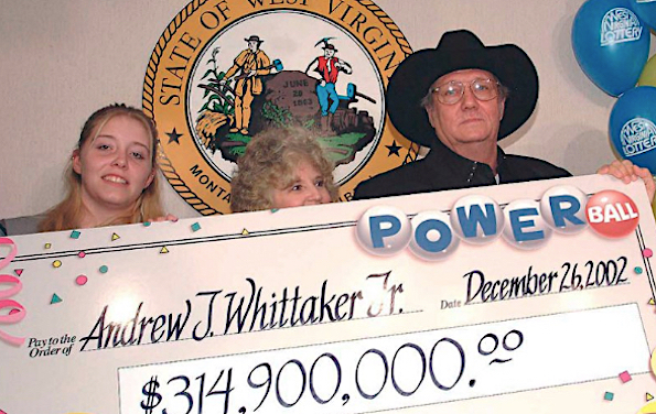 More Bad Luck: $315 Million Powerball Lottery Winner's Home