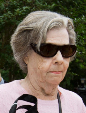GLORIA MACKENZIE, 84, WON FLORIDA'S $590 MILLION POWERBALL IN 2013.
