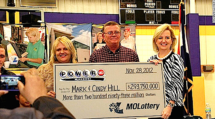 20 strange facts about $188M Powerball winner Marie Holmes