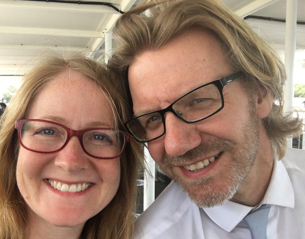 Emily and Erik Orton