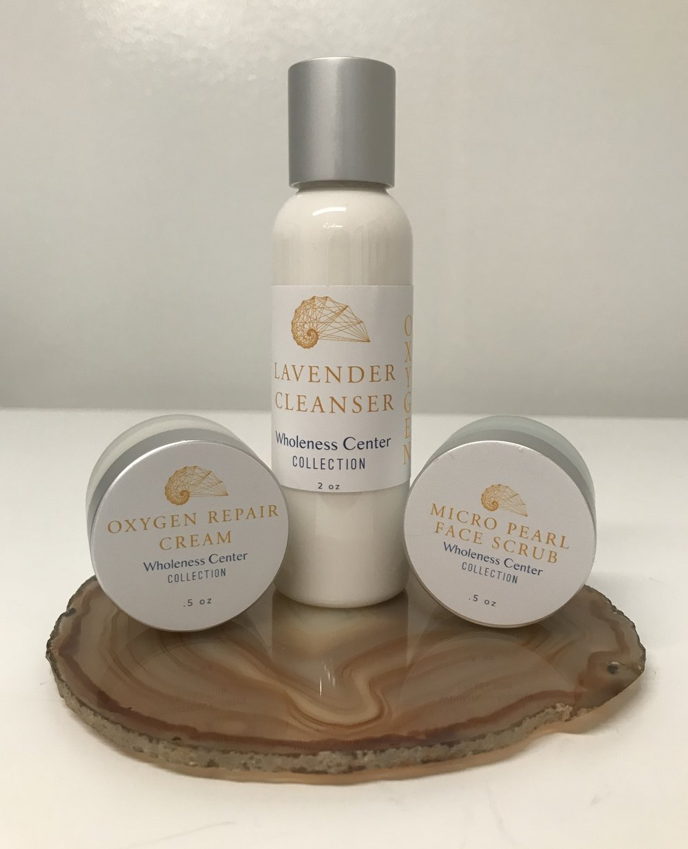 Spa Packages - Take Home Kit