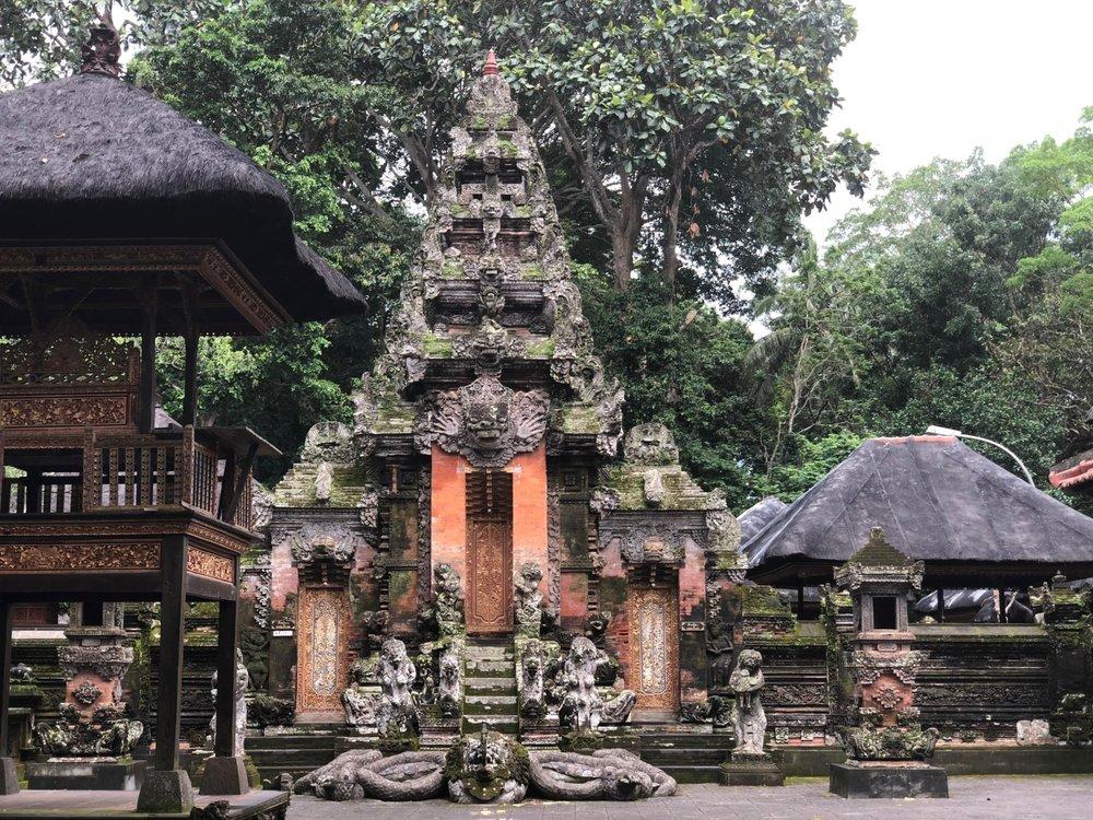 Monkey Forest Temple in Ubud, Bali. Boldlygotravel.com