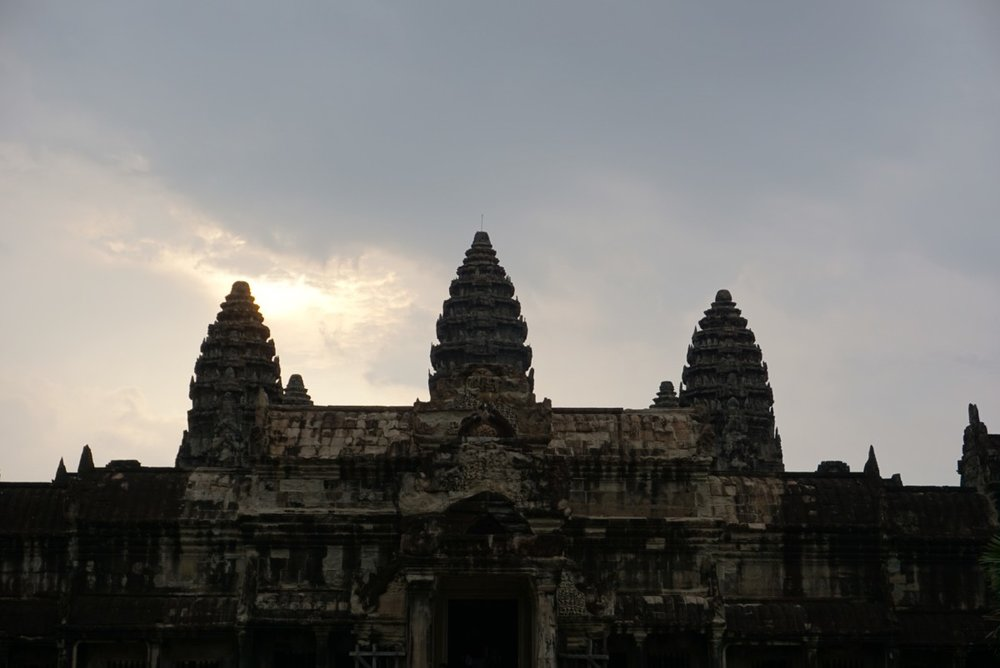 the famous ruins of Angkor Wat, Cambodia. boldlygotravel.com