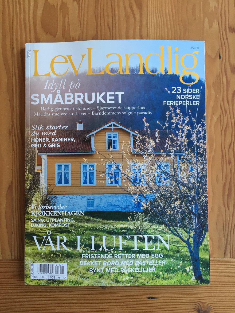 Lev Landlig -
