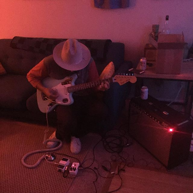 GAB'n and TCB⚡️'n...rat rehearsals @the_sea_shanty