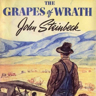 The Grapes ofWrath - John SteinbeckReferenced Episode 3: The Cecil Hotel