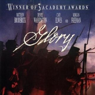 Glory - Denzel WashingtonReferenced Episode 12. Ouija: A History