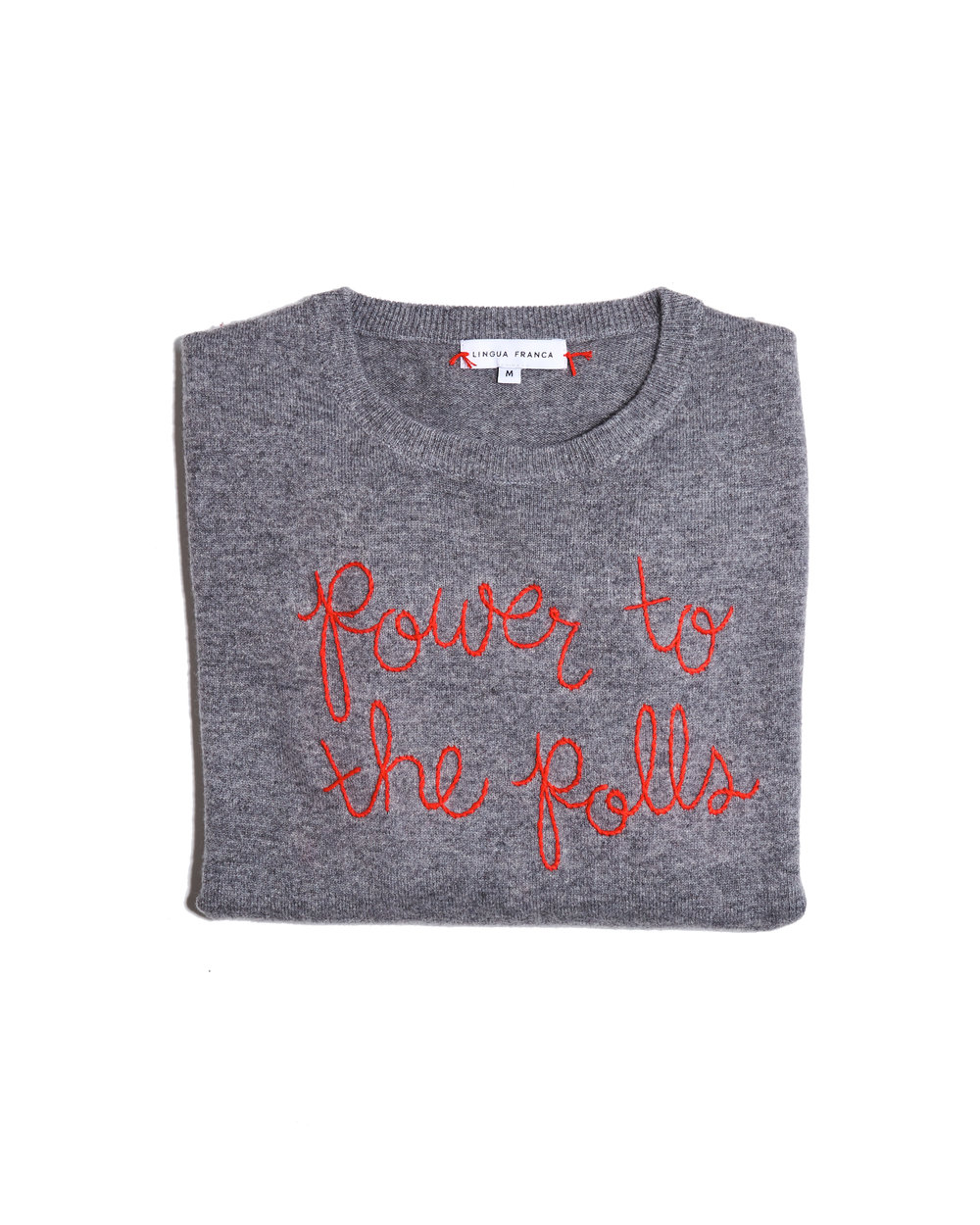 Lingua Franca – Sweater