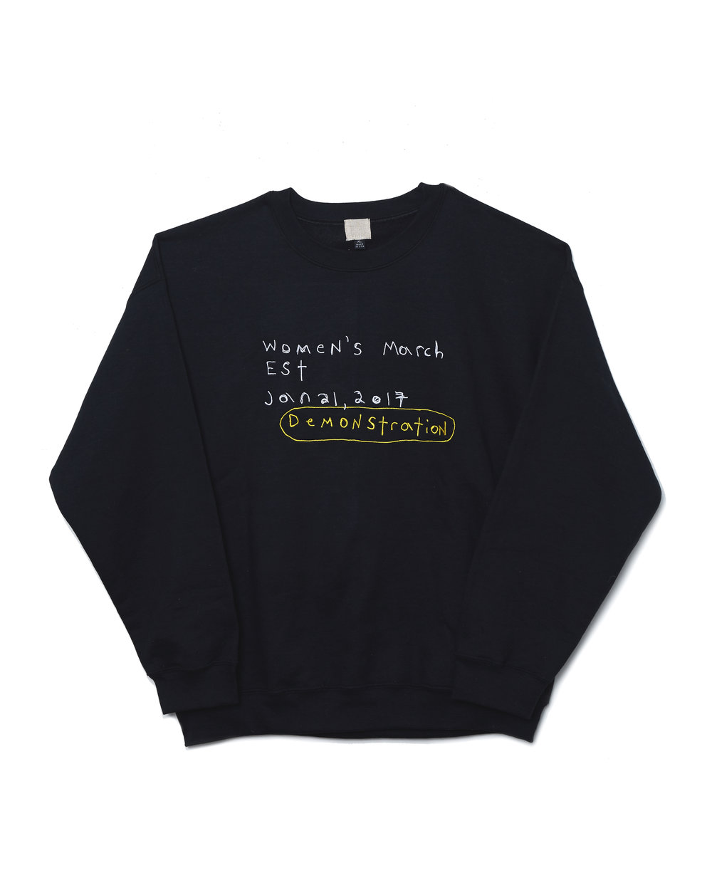 Brother Vellies – Sweatshirt, Black