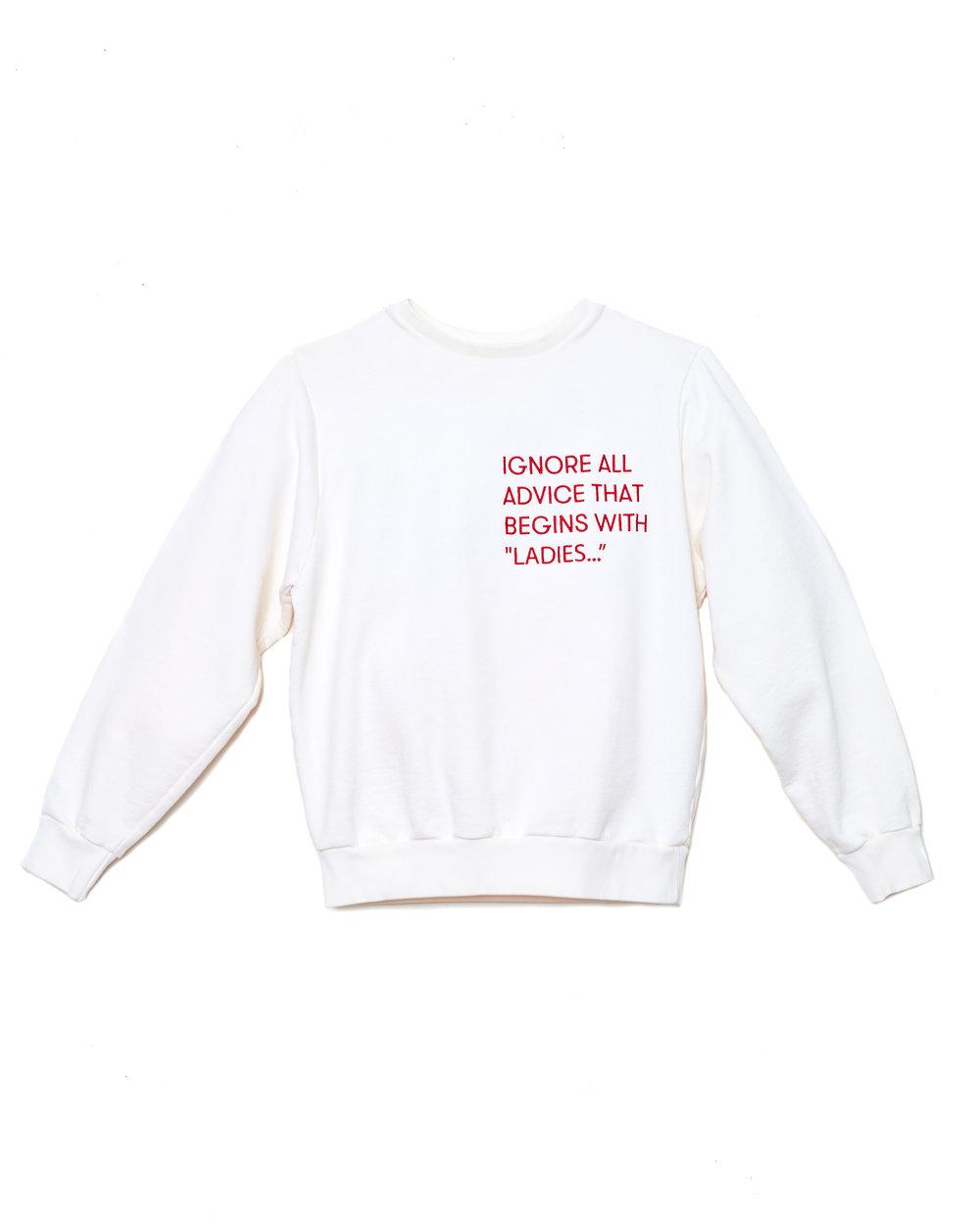 Pyer Moss – Sweatshirt