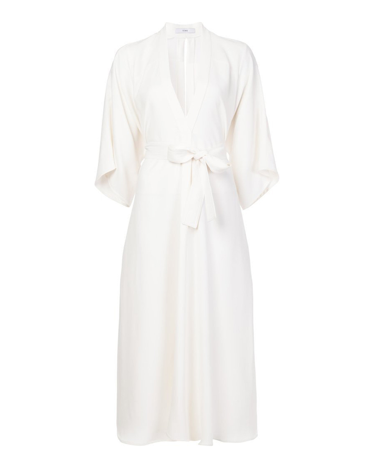 Tome – Dress, White
