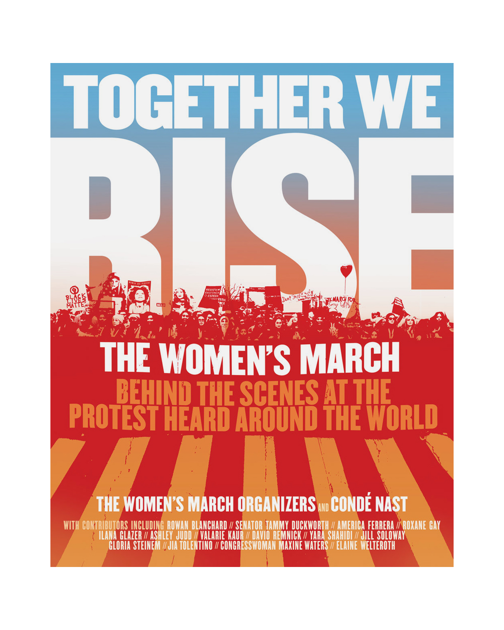 Women's March Book