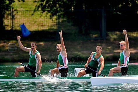 2011, Belgrade: We became EU champions!