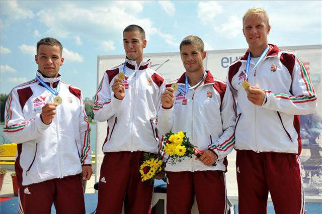 The EU champ team