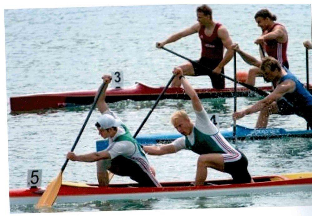 Az olimpiai kvótaszerzö EB V. hely 2007, Milánó