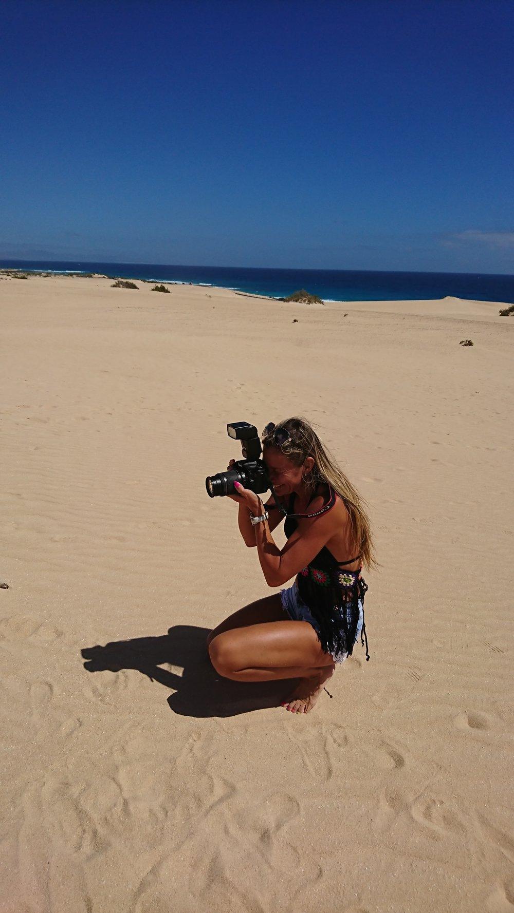 Orsi Mihalyi - Fotofuerteventura - Photoshooting in Fuerteventura!