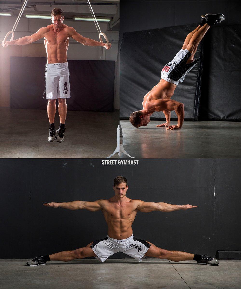 Ádám Erdélyi – StreetGymnast - Trainings in Budapest, Hungary