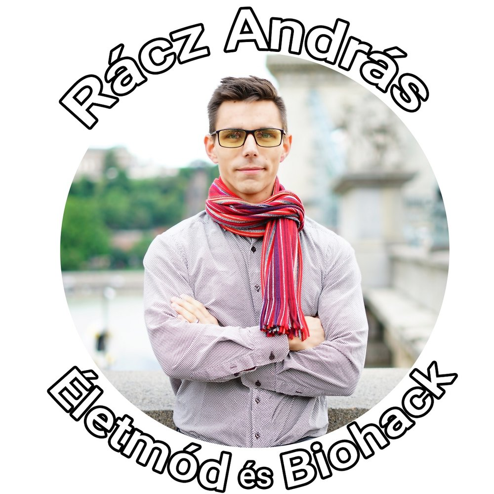 András Rácz - Biohacker and paleo minded personal trainer