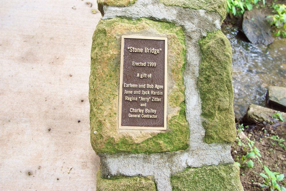 Stone Bridge, Huntington WV