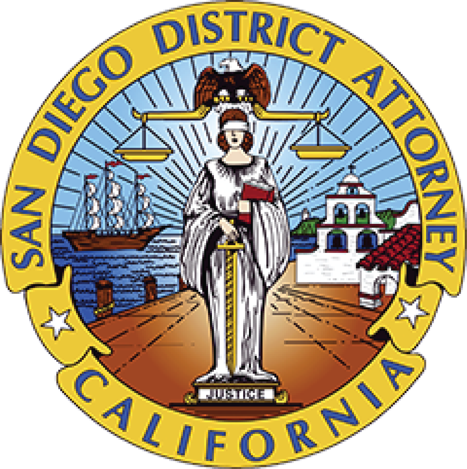 San Diego County District Attorney's Annual Citizens of Courage Awards