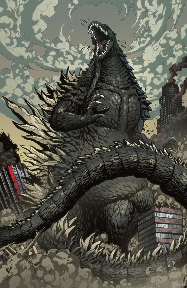 Godzilla Rulers of Earth #25, IDW