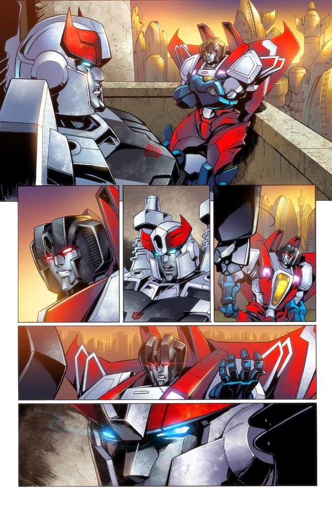 Transformers RID #11, IDW